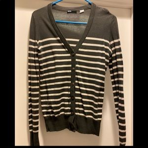 Urban Outfitters striped cardigan